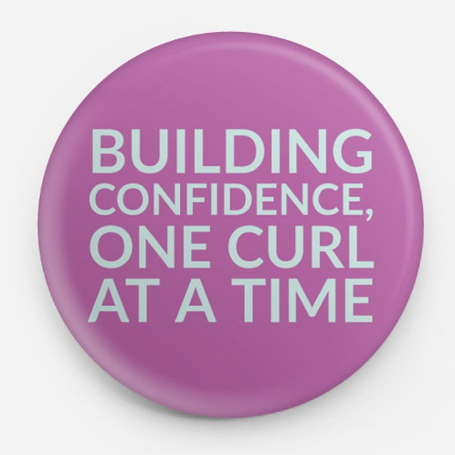 Building Confidence Pin