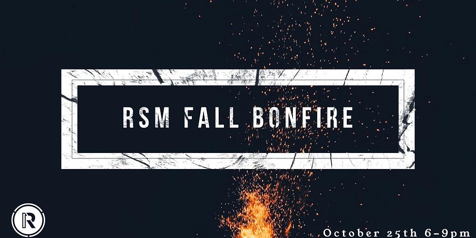 RSM Fall Bonfire