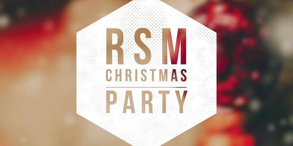 RSM Christmas Party