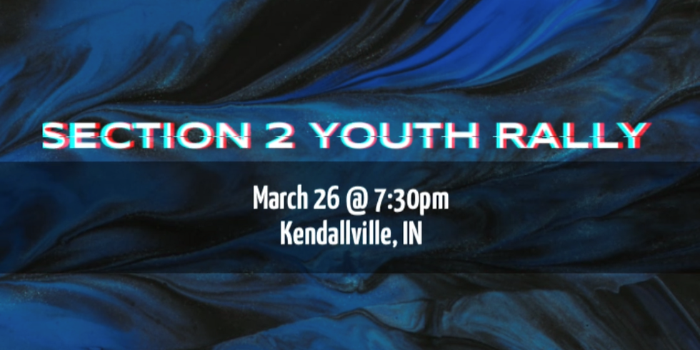 Section 2 Youth Rally