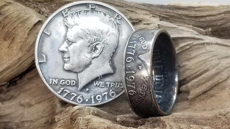 1976-1776 Bicentennial Half Dollar