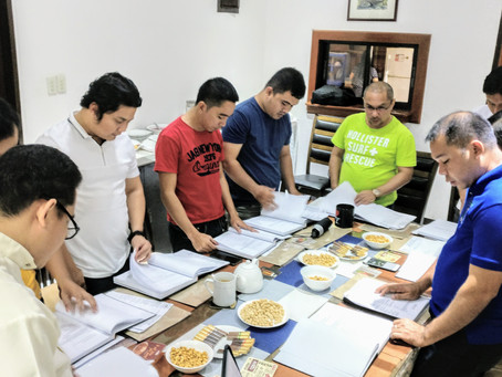 PHILIPPINES   Chapter of St. Vincent Ferrer holds its 2nd Annual Gathering