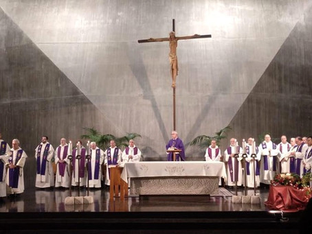 SPAIN | 12th Gathering of the Priests with Rite of Admission of Two Priests
