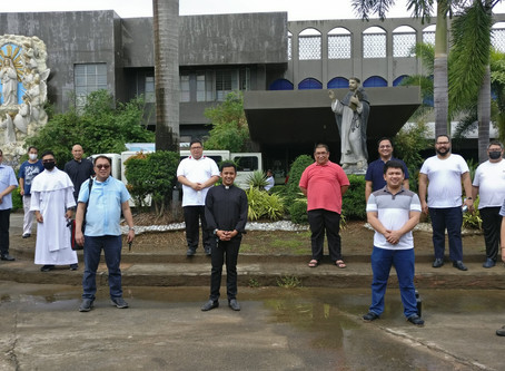 PHILIPPINES | Profession of Ten Priests Leads to Erection of New Chapter