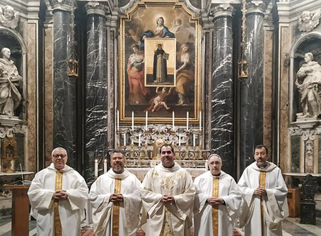 ITALY | Regular Meeting of the Priests