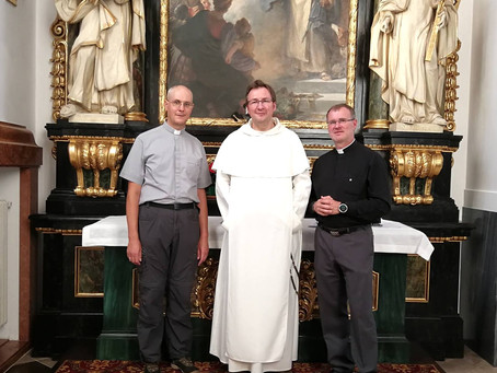 AUSTRIA | Province Receives First Priests in the Fraternity