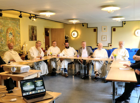 NORWAY | Friars' Community in Oslo takes first step to create a Fraternity of Diocesan Priests