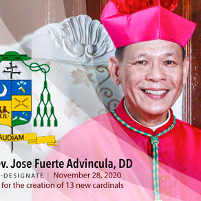 PHILIPPINES | Member of Dominican Priestly Fraternities to be made a Cardinal