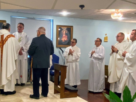 USA | Chicago Province Erects Its Fourth Chapter of the Priestly Fraternities