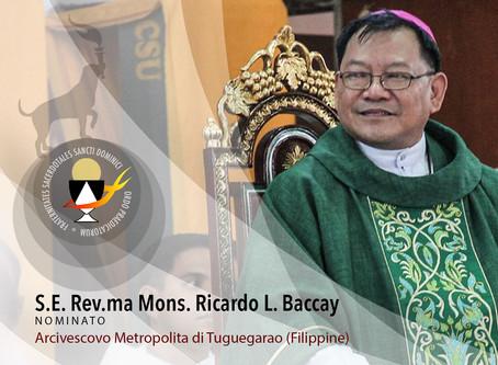 FILIPINAS | Miembros de la Fraternidad nominados para los Oficios Eclesiásticos
