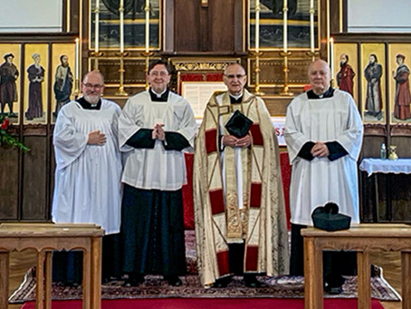 UK | A Priest's Testimony: Fr. Michael Cullinan on Joining the Priestly Fraternities