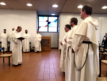 SWITZERLAND   Swiss Province formally erects a Fraternity of Priests