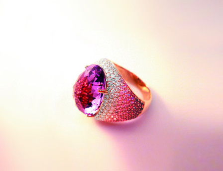 Nouf - Jewellery Photoshoot