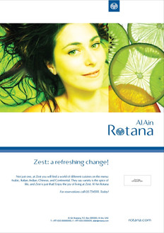 Al Ain Rotana Poster(Ad6)