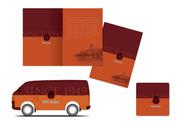 MENU / TISSUE BOX / VAN DESIGN