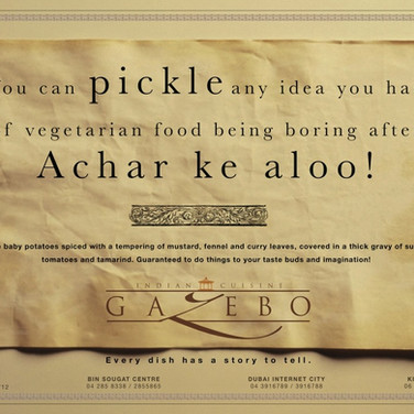 Gazebo Telelife - Pickle