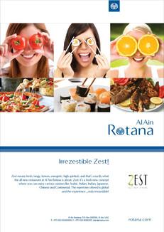 Al Ain Rotana Poster(Ad10)