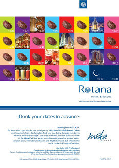 Villa Poster(Ramadan)