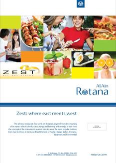 Al Ain Rotana Poster(Ad11)