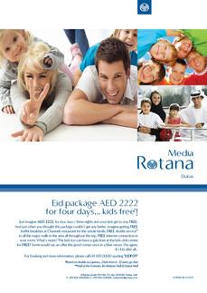 Media Rotana Poster(Eid-UAE)
