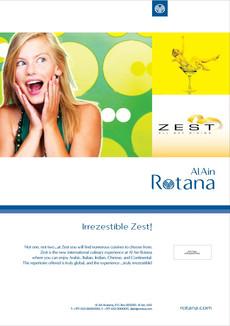Al Ain Rotana Poster(Ad9)
