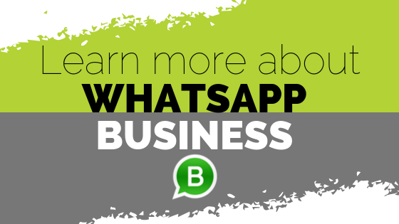 Leftside - Learn about WhatsApp Business