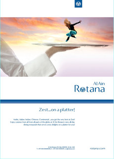 Al Ain Rotana Poster(Ad2)