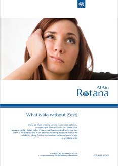 Al Ain Rotana Poster(Ad4)