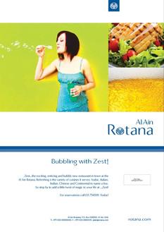 Al Ain Rotana Poster(Ad8)