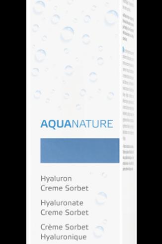 Aquanature Hyaluron Creme Sorbet