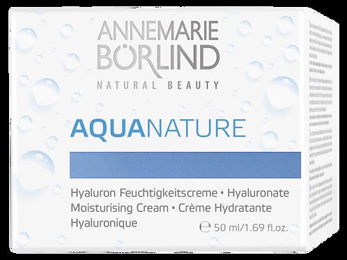 Aquanature Hyaluron Feuchtigkeitspflege