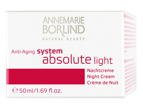 Absolute Nachtcreme light