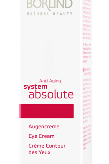 Absolute Augencreme