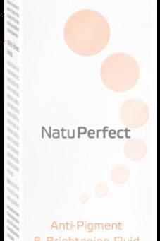 NatuPerfekt Anti - Pigment & Brifhtening Fluid