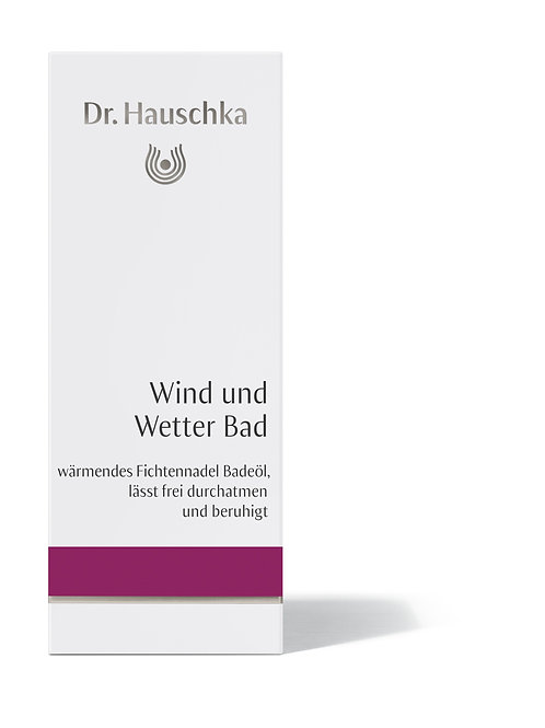 Wind und Wetter Bad