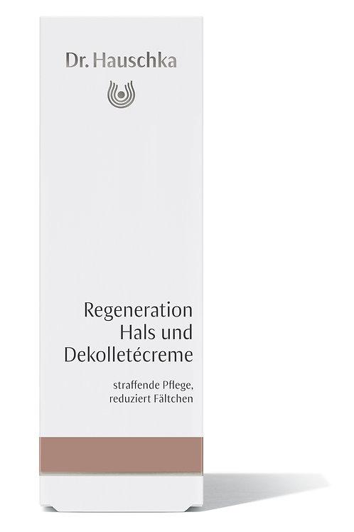 Regeneration Hals und Dekolletecreme