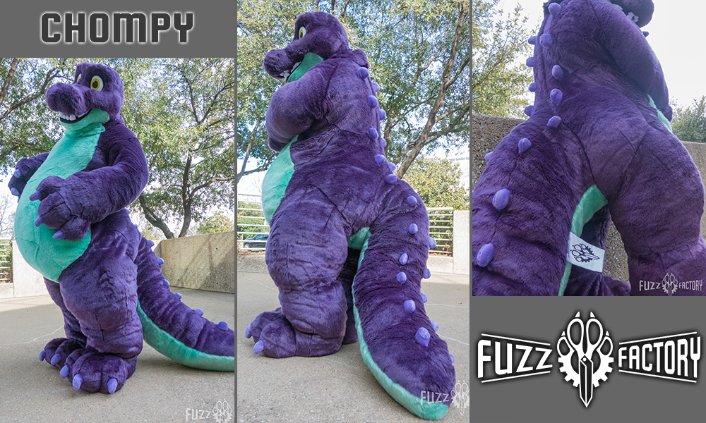 76 Chompy Collage