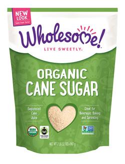 Wholesome Fair Trade Cane Sugar_2LB