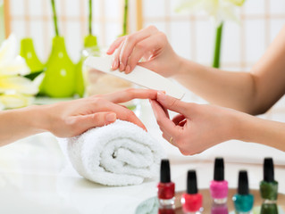 The Darkness Behind Your Mani-Pedi