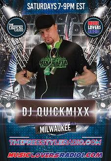 DJ Quickmixx