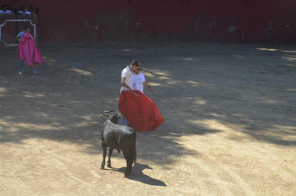 Bull Ring 1 Spain