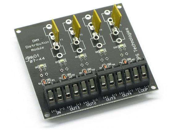 DM4-PTC   4 PTC Output Distribution Module