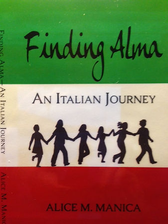 Picture of the book Finding Alma