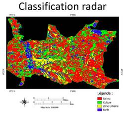 Classification radar