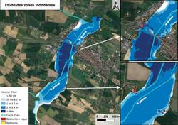 Création de zones inondables