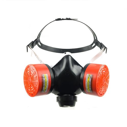 Полумаска Бриз-3201 (РУ) газопылезащитная с фильтром A1P1 RD