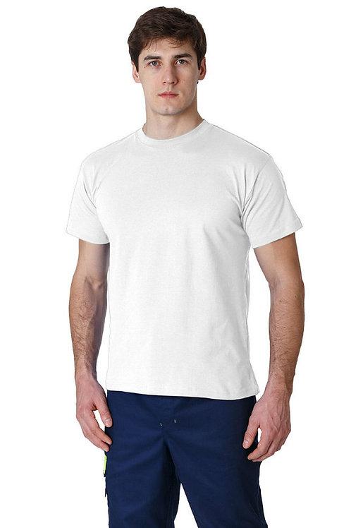 Футболка (тк.Трикотаж,160), белый