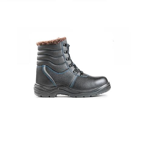 Ботинки высокие (искт.мех) МП ПУ ЭлитСпецОбувь (арт.28М)