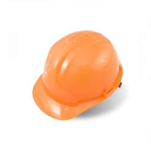 Каска защитная, оранжевый