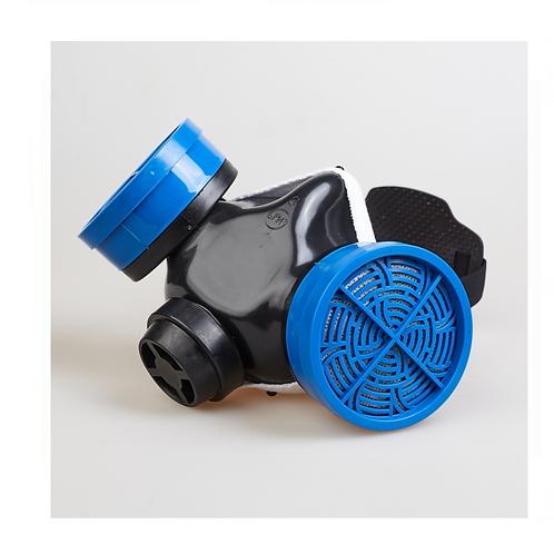 Полумаска Бриз-2201 (РПГ) противогазовая с фильтром A1